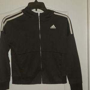 Kids Adidas hooded jacket